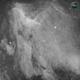 Ionized hydrogen in the pelican nebula,                                Lorenzo Taltavull...