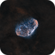 NGC6888 starless (Crescent Nebula),                                ParyshevDenis