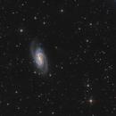 "NGC 2903 - The ""lost"" Messier galaxy,                                Bernhard Zimmermann"