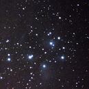 Pleiades heavily edited,                                fisyon