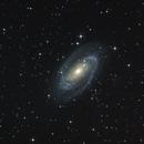M81 - Bode's Galaxy,                                Zeno Magli