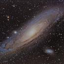 M31 Andromeda Galaxy,                                Michael Finan