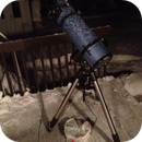 My scope in the cold winter,                                Azaghal