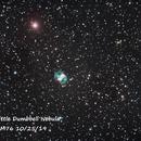 M76 The Little Dumbbel Nebula,                                Neal Wade