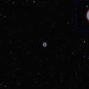 Ring nebula RGB,                                John Willis