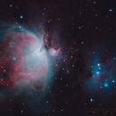 M42 + NGC1977,                                Aleksandr Brychev