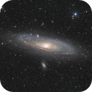 M31 Andromeda Galaxy,                                John Travis