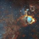IC1795 - Fish Head Nebula,                                Elvie1