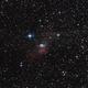 c11 Bubble nebula, NGC 7635,                                Axel Debieu-Potel
