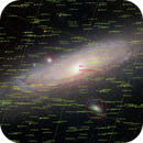 The Andromeda Galaxy- Marathon Texas Edit,                                Matt Harbison