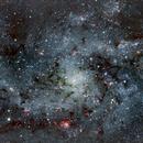 M33 - The Triangulum Galaxy (Close up),                                Alessandro Cavallaro
