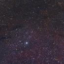 Open Clusters NGC 133, NGC 146, King 14, et al.,                                Dean Jacobsen