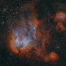 IC 2948 The Running Chicken Nebula,                                Toshiya Arai