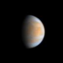 Venus in false color, February 14, 2020.,                                Star Hunter
