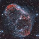 NGC 6888,                                Finn
