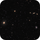 M49 and friends,                                Luc Germain