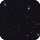 SN2012aw M95 M96 M105 NGC3384 NGC3389 NGC3345,                                antares47110815