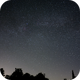 Milky Way from my Observatory,                                GALASSIA 60