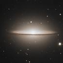 Sombrero Galaxy, M104,                                Saša Nuić