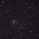 M52 and the Bubble Nebula,                                Jim Medley