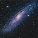 Andromeda Galaxy,  Andromeda Nebula, ( NGC 224 and M31),                                Luis Armando Gutiérrez Panchana