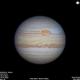 Jupiter and GRS outburst,                                Javier_Fuertes
