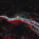 NGC 6960,                                Mike Miller