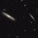 NGC 4216, NGC 4206 and NGC 4222,                                Riedl Rudolf