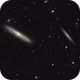 NGC 4216, NGC 4206 and NGC 4222,                                Riedl Rudolf
