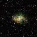 M1 : Crab nebula,                                WillB42