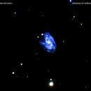 ngc 157 galassia nel cetus                      distanza 55 milioni A.L.,                                Carlo Colombo