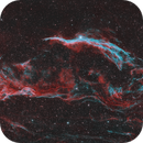 NGC 6960 Reprocess,                                Hunter Harling