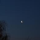 Conjunction Jupiter - Mars - Moon,                                Roberto Marinoni