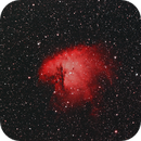 Pacman nebula,                                DUSTIN WILLIS