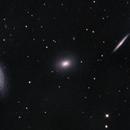 Draco Triplet - NGC 5985 / 5982 / 5981 - LRGB - EdgeHD 9.25 - ASI1600MM,                                Rowland Archer