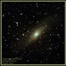Galaxia Andromeda,                                Wilmari