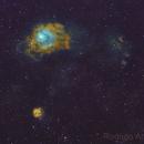 M8 and M20 Nebula,                                Rodrigo Andolfato