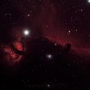 IC434 Horsehead Nebula and area,                                PeterCPC
