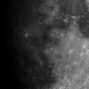 Lunar 4-panel mosaic 73% waxing   127 MAK   Skyris 618m   IR 685   0.5x reducer,                                turfpit