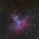 M16 - Eagle Nebula,                                stricnine