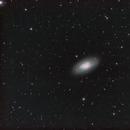 Messier 64 - Black Eye Galaxy,                                Eric Walden