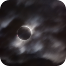 Total Solar Eclipse 09 March 2016 - Indonesia - Belitong - Pantai Burung Mandi -  Clouded Totality Composite,                                Martin Junius