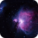 Orion Nebulae,                                mightynate2014