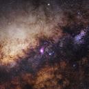 Milky Way Core,                                PeterZelinka