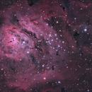 M8 - The Lagoon Nebula,                                Rod771
