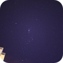 Airplane Crosses Orion,                                LeoCaldas6