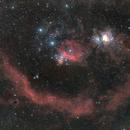 Boucle de Barnard d'Orion,                                LAMAGAT Frederic