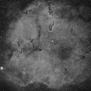 NGC 1396 - Ha,                                Valentin