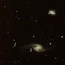 NGC3729 NGC3718,                                Peter Williamson
