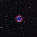 NGC 7293 - Helix nebula,                                Jean-Marie MESSINA
